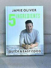 5 Ingredients  Quick & Easy Food Jamie Oliver Hardcover