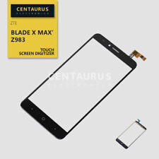 "USA For ZTE Blade X Max Z983 6.0"" New Touch Screen Digitizer Panel Black Replace"