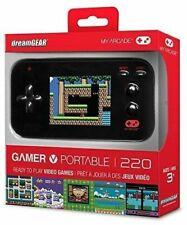 My Arcade Gamer V Console Retro Portatile con 220 Giochi - Nero