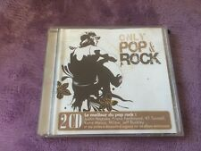 ONLY Pop & Rock - 2cd