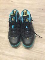 Nike Air Jordan Stocking Beanie Gift Set Black Yellow Aqua Gamma 507949-016