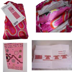 Zandra Rhodes x Ikea KARISMATISK Fabric x 2 pieces150x300 cm & pattern kaftan