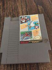 Super Mario Bros. / Duck Hunt / World Class Track Meet Nintendo NES NE2