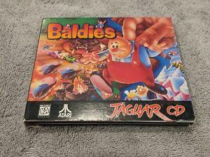 Baldies (Atari Jaguar CD) CIB, Tested