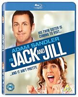 Jack and Jill (Bluray  UV Copy) [2012] [DVD]