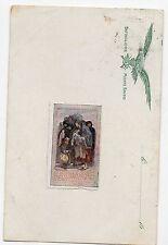 CARTOLINA 1919 BATTAGLIONE MONTE BALDO RIF. 11775