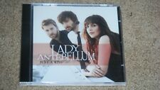 LADY ANTEBELLUM - Just A Kiss - 2 Track WALMART Pre-Sale CD Single! RARE! NEW!