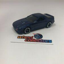 1989 Mazda Savanna RX-7 * 1:64 Scale Diecast Model Diorama * F2040