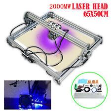 65x50CM Laser Engraver Carving Machine Desktop Mark Logo Engraving Printer