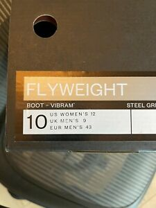 Simms Flyweight Size 10 Boots (New)