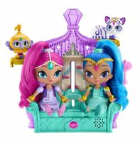 Fisher-Price Nickelodeon Shimmer & Shine Float & Sing Palace Friends Playset