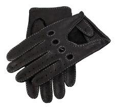Dents Winchester Men's Handsewn Deerskin Leather Driving Gloves