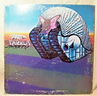 Emerson Lake & Palmer Tarkus Vinyl LP 1971 Gatefold Record Cotillion SD-9900 VGC