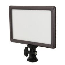 NANGUANG Blendfreie LED Videoleuchte Bi-Color LUXPAD 22, dimmbares Kopflicht