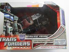 Hasbro Transformers Universe Voyager Sdcc Nemesis Prime