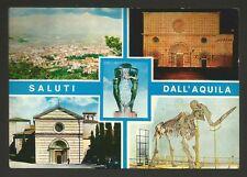 AD6886 L'Aquila degli Abruzzi - Città - Saluti - Vedute