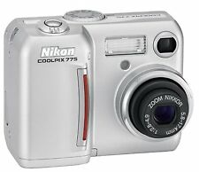 Nikon CoolPix 775 2.1 MP Digital Camera with 3x Optical Zoom CompactFlash Memory