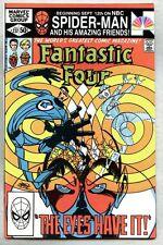 Fantastic Four #237-1981 fn John Byrne Spinnerette