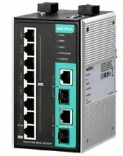 Moxa Ethernet Switch Eds-P510A-8PoE-2Gtxsfp, 8 Power over Ethernet Ports