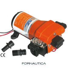 POMPA AUTOCLAVE BARCA GOMMONE CAMPER - 12V - 12,5 LT/MIN CON PRESSOSTATO