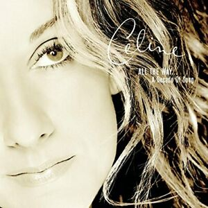 All The Way... - Celine Dion (CD) (1999) - Free postage