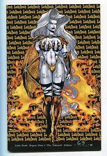 Lady Death Dragon Wars #1 National Big Apple Variant Ivan Reis Cover Signed /88