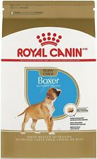 ROYAL CANIN BREED HEALTH NUTRITION Boxer Puppy Dry Dog Food 30-Pounds *New*