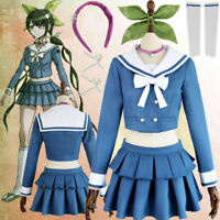 Danganronpa V3 Killing Harmony Chabashira Tenko School Uniform Cosplay Costume