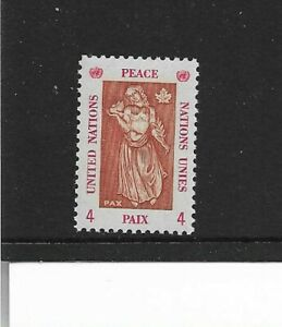 1967 United Nations - Expo'67 - Peace -  - Mint and Never Hinged.