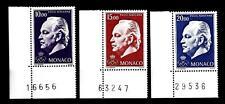 MONACO - PA - 1974 - Principe Ranieri III - (B) - Angolo di foglio