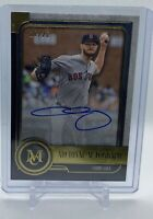 Chris Sale 2019 Topps Museum Collection Archival Auto Gold /25 SSP