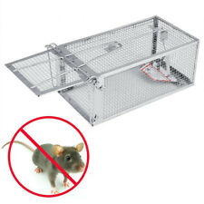 One Door Animal Trap Cage for Small Live Rodent Control Rat Mice Mouse Squirrel#