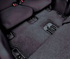 Genuine Mitsubishi Fabric Third Row Floor Mats Outlander 2014 - 2020 EXC PHEV