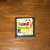 Dragon Ball Z: Supersonic Warriors 2 (Nintendo DS, 2005) Authentic TESTED WORKS!