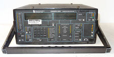 TTC 6000 Fireberd Communications Analyzer Options 1,2,3,4,6 40200 IN CAL 3/31/16