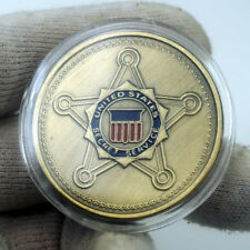 USSS United States US Secret Service St. Michael Challenge Coin
