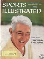 1959 Sports Illustrated March 30 - Tommy Armour of Golf