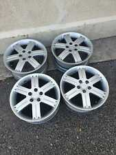 "MITSUBISHI SHOGUN PAJERO PININ 18"" WARRIOR ALLOY WHEELS RIMS 5X114.3 MAZDA BONGO"