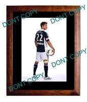 HARRY KEWELL MELBOURNE VICTORY STAR A LEAGUE A3 PHOTO 2