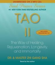 BOOK/AUDIOBOOK MP3-CD Zhi Gang Sha Spirituality Healing TAO II