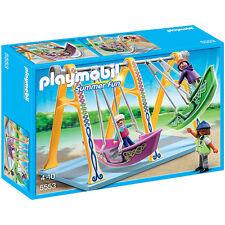 Playmobil summer fun bateau balançoires 5507 nouveau