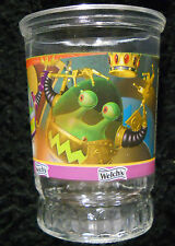 Welchs Glass Jelly Jar Jimmy Neutron Boy Genius Yokians on the Loose Nickelodeon