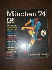 MONACO//MUNCHEN 74-PANINI-Figurina n.63 TIP /& TAP MASCOTTE Recuperata