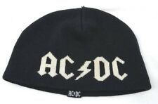 AC/DC Hat Knitted Beanie ACDC cotton mix Boo Cap knit hat winter logo winter NEW