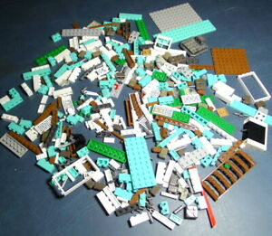 HUGE Lot Mega Bloks Similar Colors for parts replacement  not perfect no count