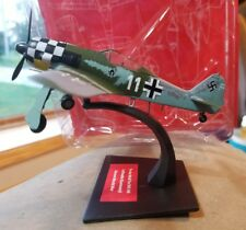 De Agostini 1/72 FOCKE-WULF FW 190 A6 Luftwaffe New in Package Diecast German