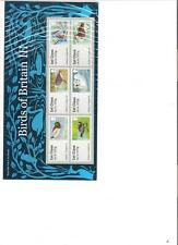 2011  ROYAL MAIL POST AND GO BIRDS 3 SPECIAL PACK
