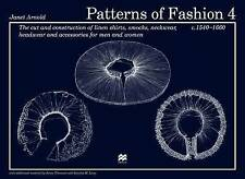 Patterns of Fashion 4: The Cut and Construction of Linen Shirts, Smocks,...