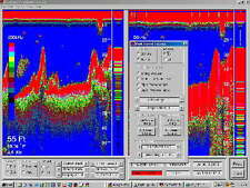 FISH FINDER  PC OR LAP TOP APPLICATION