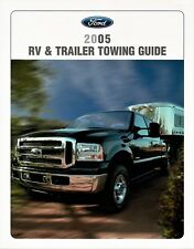 2005 Ford F-150 F-250 F-350 Expedition Explorer RV & Towing Sales Brochure